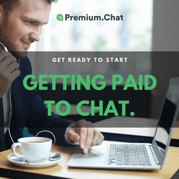 Getting Paid to Chat